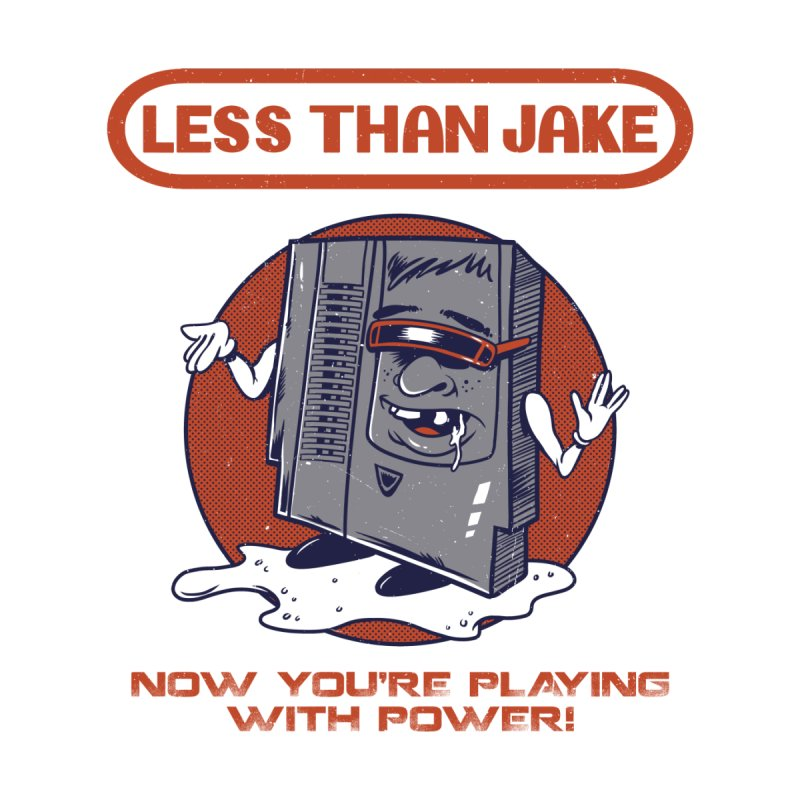 Cartridge Men's Longsleeve T-Shirt by Less Than Jake T-Shirts and more!