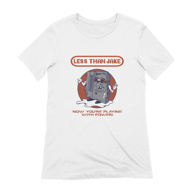 Cartridge Women's T-Shirt by Less Than Jake T-Shirts and more!