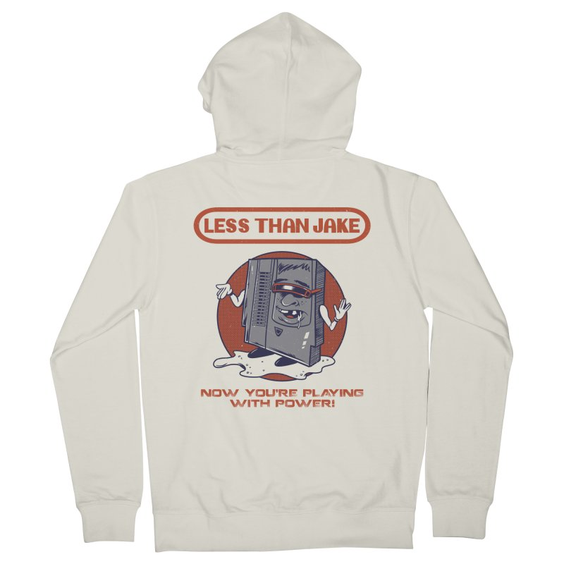 Cartridge Women's French Terry Zip-Up Hoody by Less Than Jake T-Shirts and more!