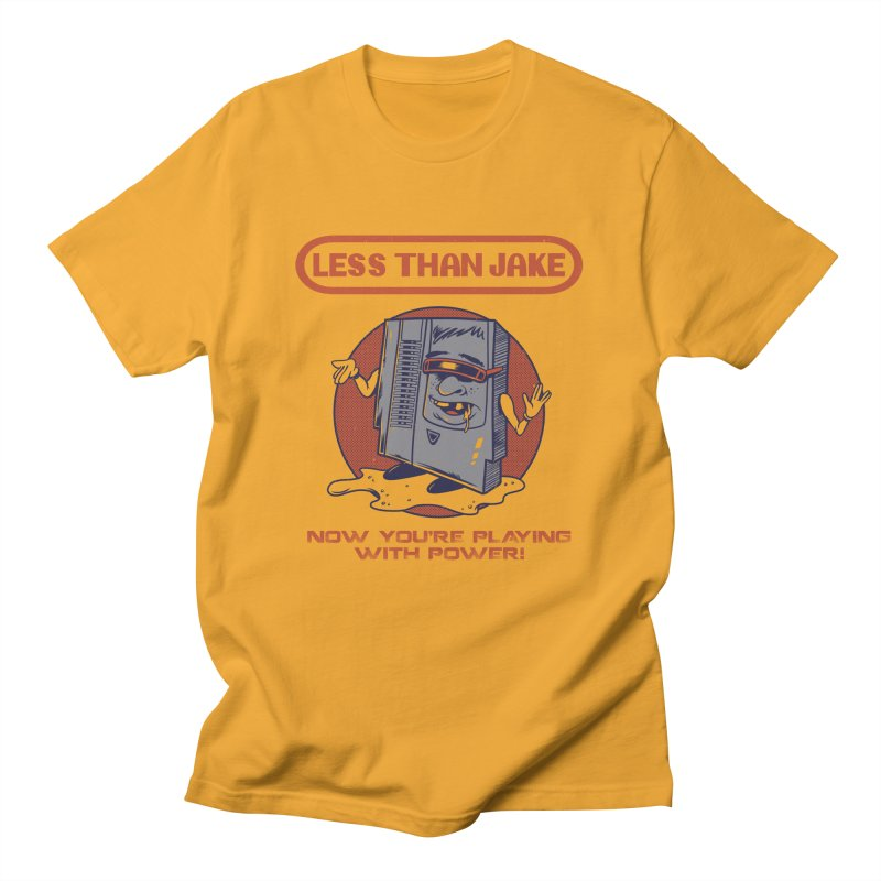 Cartridge Men's T-Shirt by Less Than Jake T-Shirts and more!