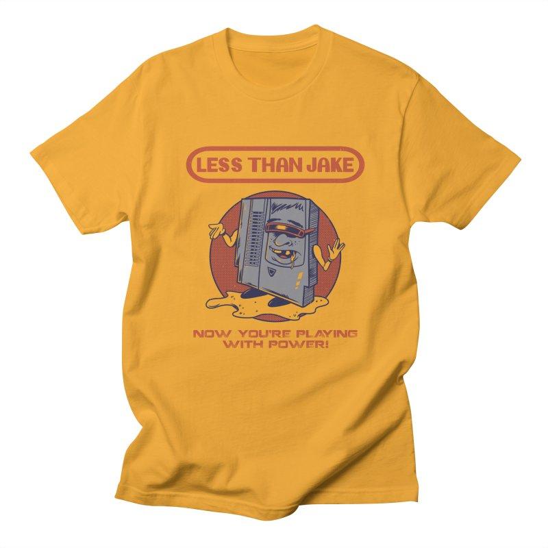 Cartridge Men's Regular T-Shirt by Less Than Jake T-Shirts and more!