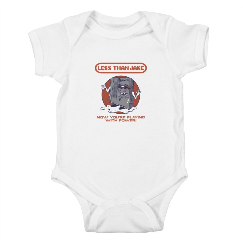 Cartridge Kids Baby Bodysuit by Less Than Jake T-Shirts and more!