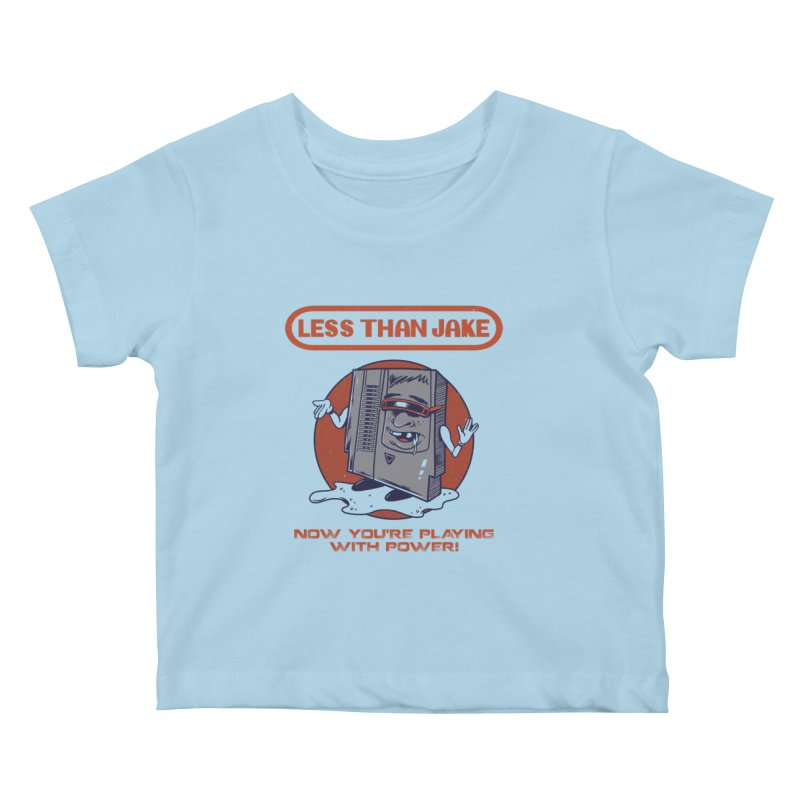 Cartridge Kids Baby T-Shirt by Less Than Jake T-Shirts and more!
