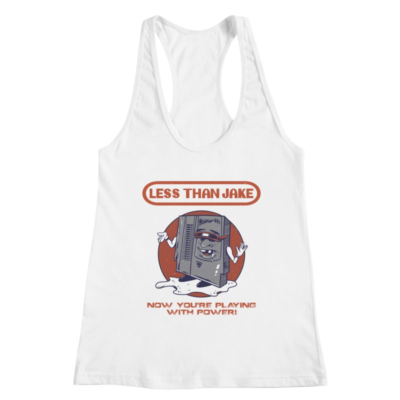 Cartridge Women's Tank by Less Than Jake T-Shirts and more!