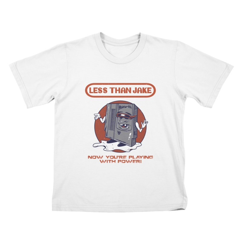 Cartridge Kids T-Shirt by Less Than Jake T-Shirts and more!