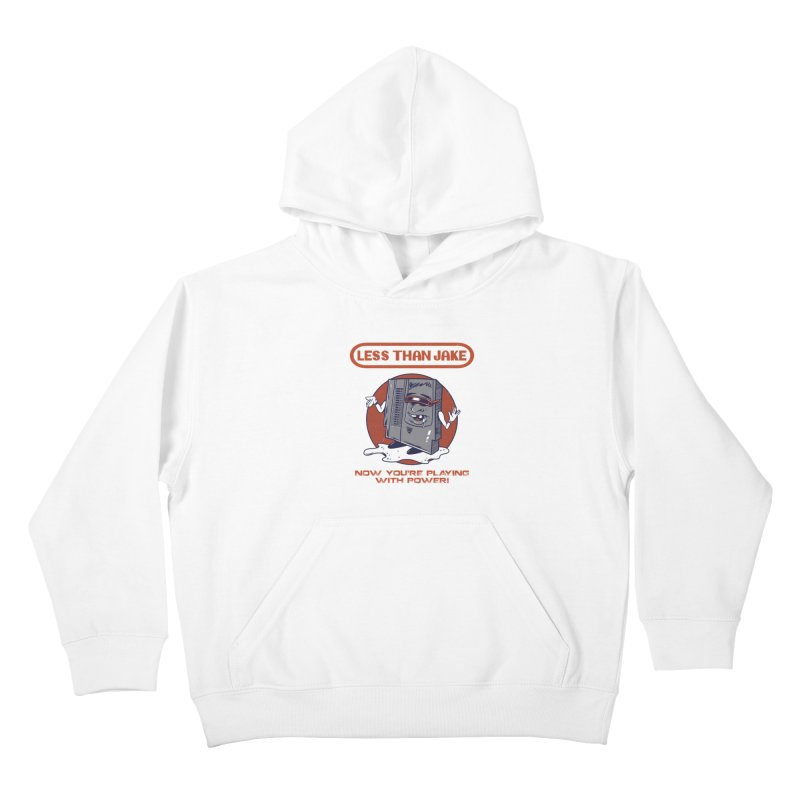 Cartridge Kids Pullover Hoody by Less Than Jake T-Shirts and more!