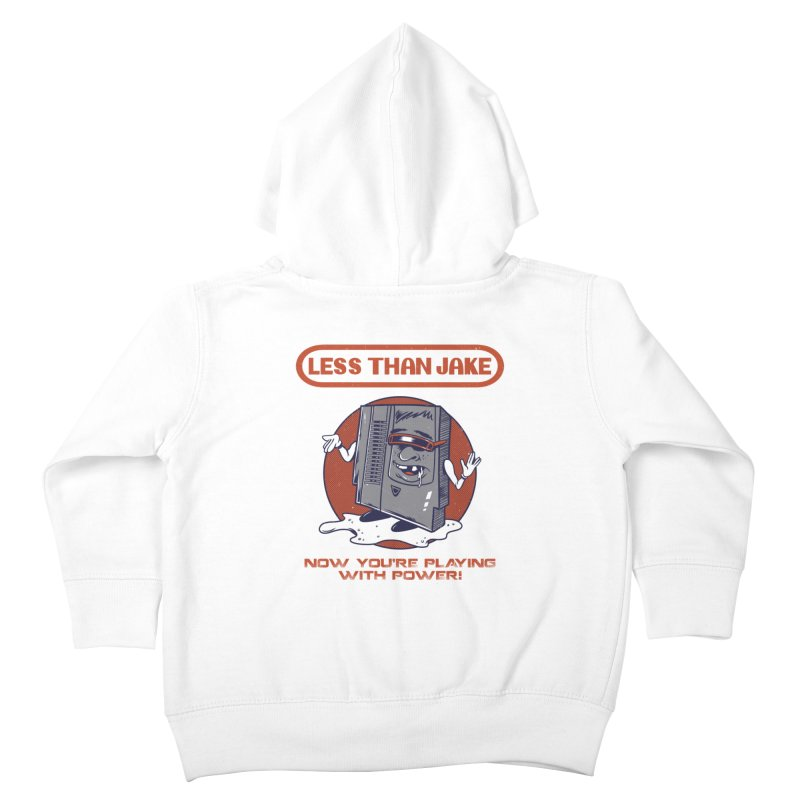 Cartridge Kids Toddler Zip-Up Hoody by Less Than Jake T-Shirts and more!