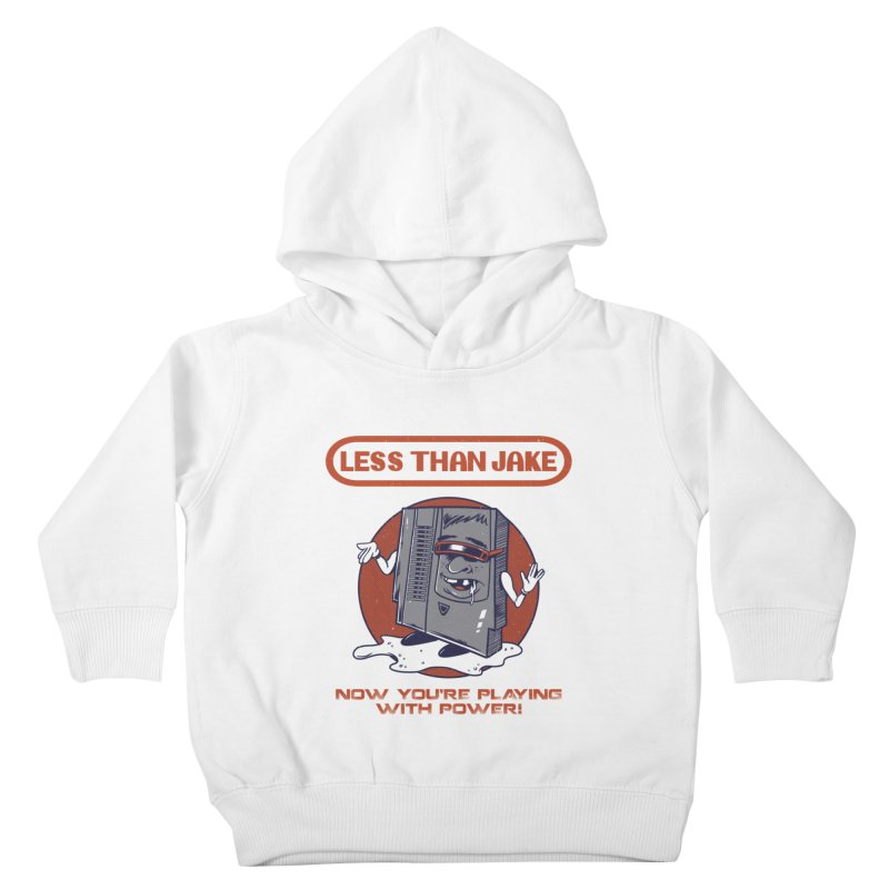 Cartridge Kids Toddler Pullover Hoody by Less Than Jake T-Shirts and more!