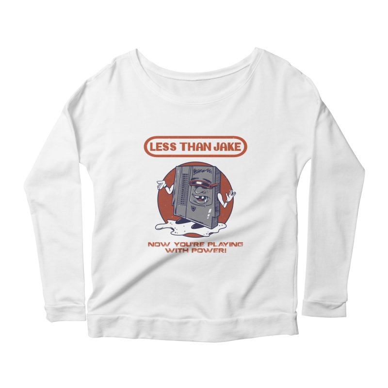 Cartridge Women's Longsleeve T-Shirt by Less Than Jake T-Shirts and more!