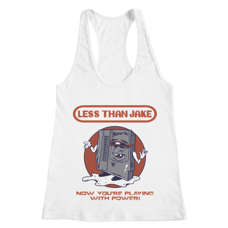 Cartridge Women's Racerback Tank by Less Than Jake T-Shirts and more!