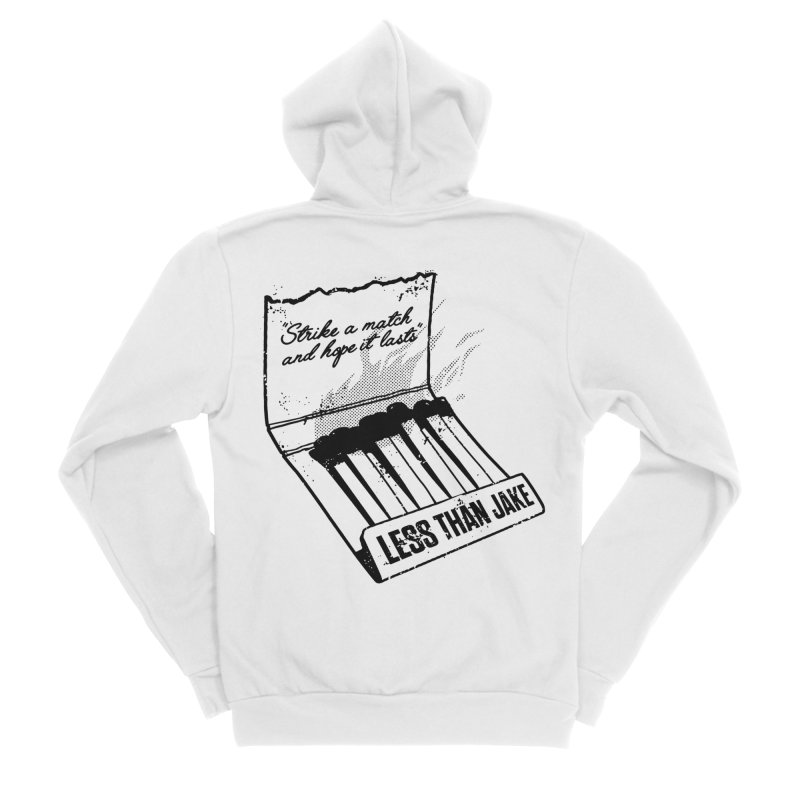 LTJ Strike Women's Zip-Up Hoody by Less Than Jake T-Shirts and more!