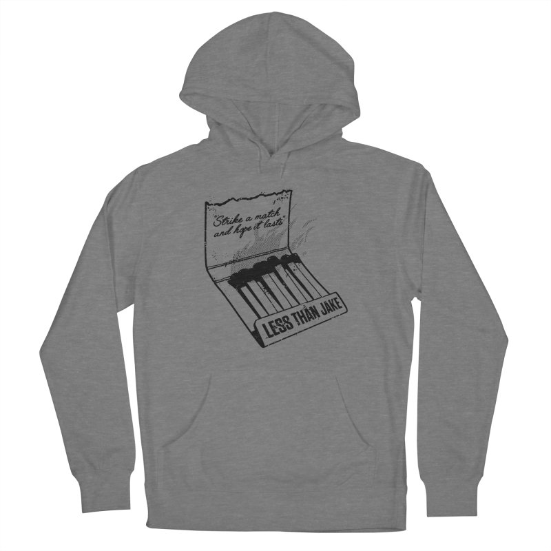 LTJ Strike Men's Pullover Hoody by Less Than Jake T-Shirts and more!