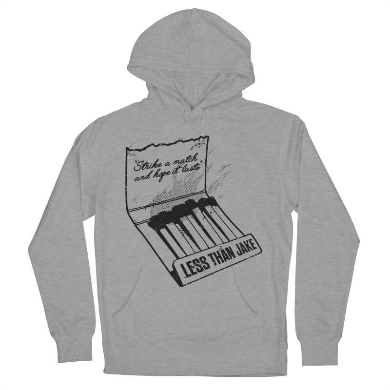 LTJ Strike Men's French Terry Pullover Hoody by Less Than Jake T-Shirts and more!