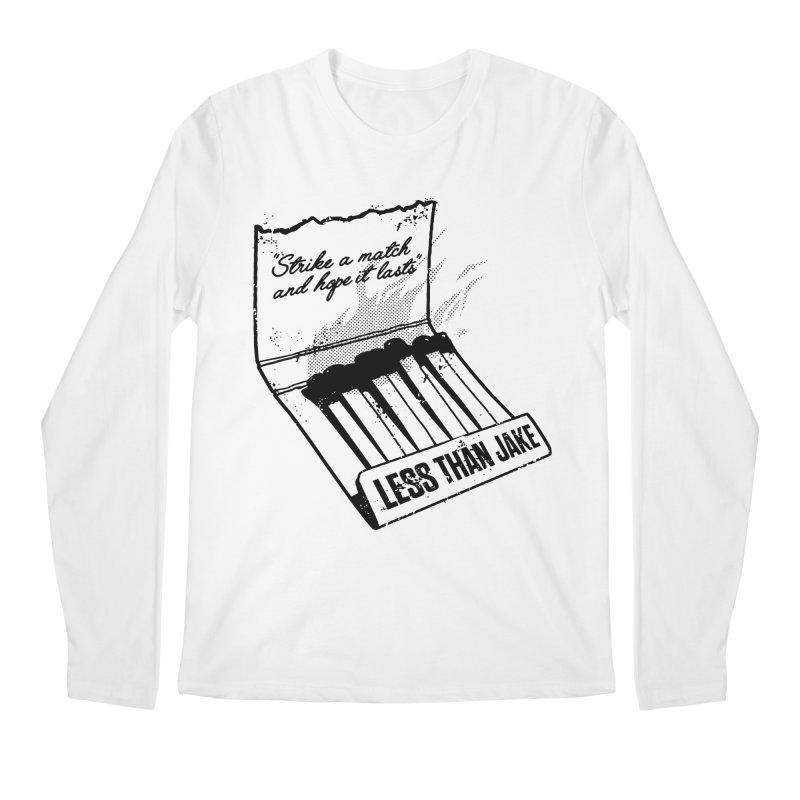 LTJ Strike Men's Longsleeve T-Shirt by Less Than Jake T-Shirts and more!