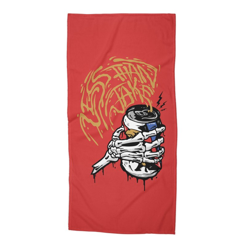 LTJ Rager Accessories Beach Towel by Less Than Jake T-Shirts and more!