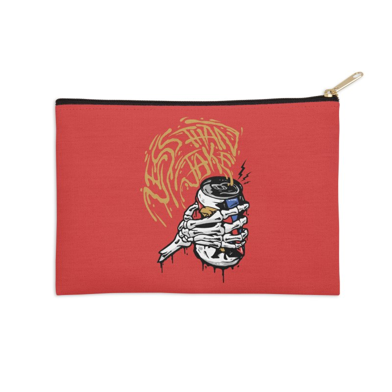 LTJ Rager Accessories Zip Pouch by Less Than Jake T-Shirts and more!