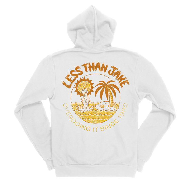 LTJ Party Sun Men's Zip-Up Hoody by Less Than Jake T-Shirts and more!