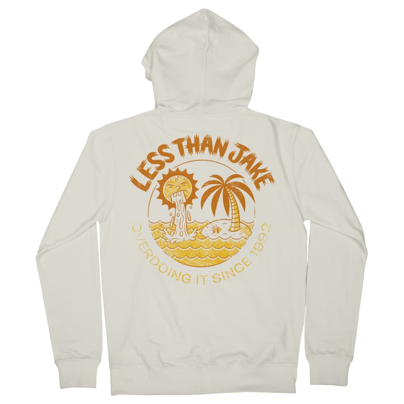 LTJ Party Sun Women's Zip-Up Hoody by Less Than Jake T-Shirts and more!