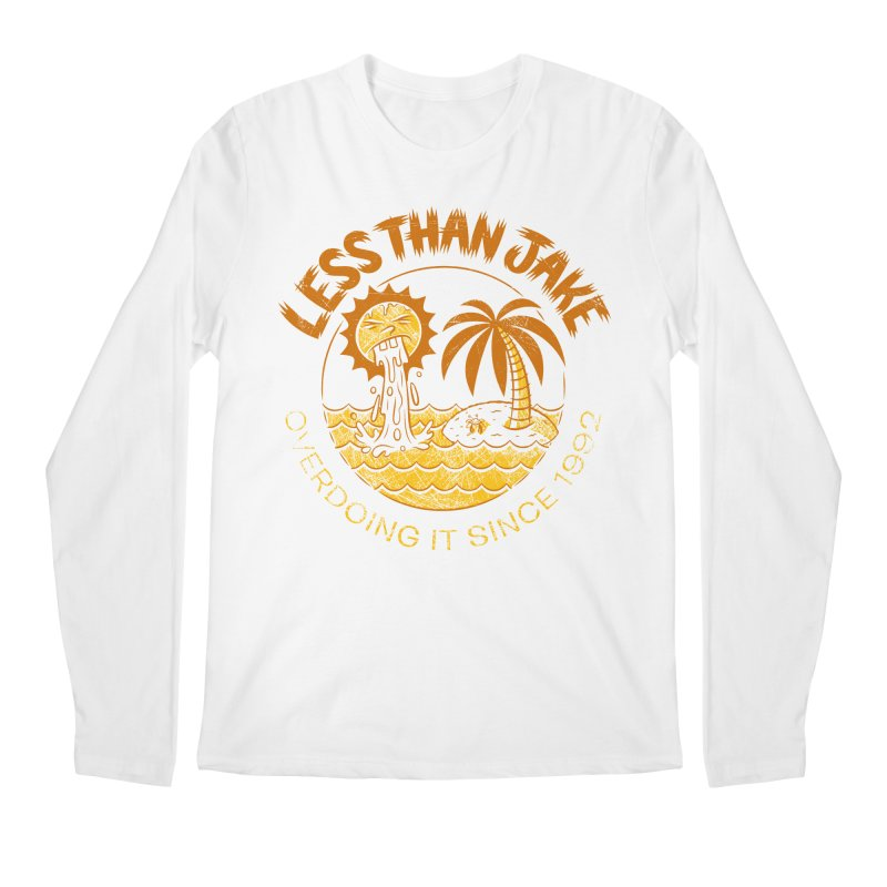 LTJ Party Sun Men's Longsleeve T-Shirt by Less Than Jake T-Shirts and more!