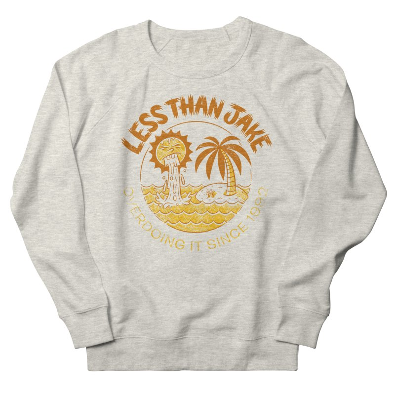 LTJ Party Sun Women's Sweatshirt by Less Than Jake T-Shirts and more!