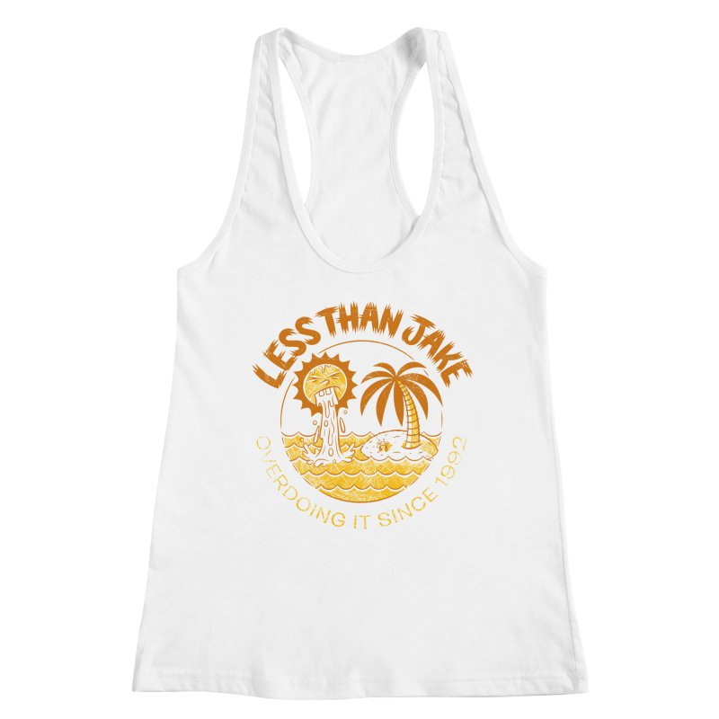 LTJ Party Sun Women's Tank by Less Than Jake T-Shirts and more!