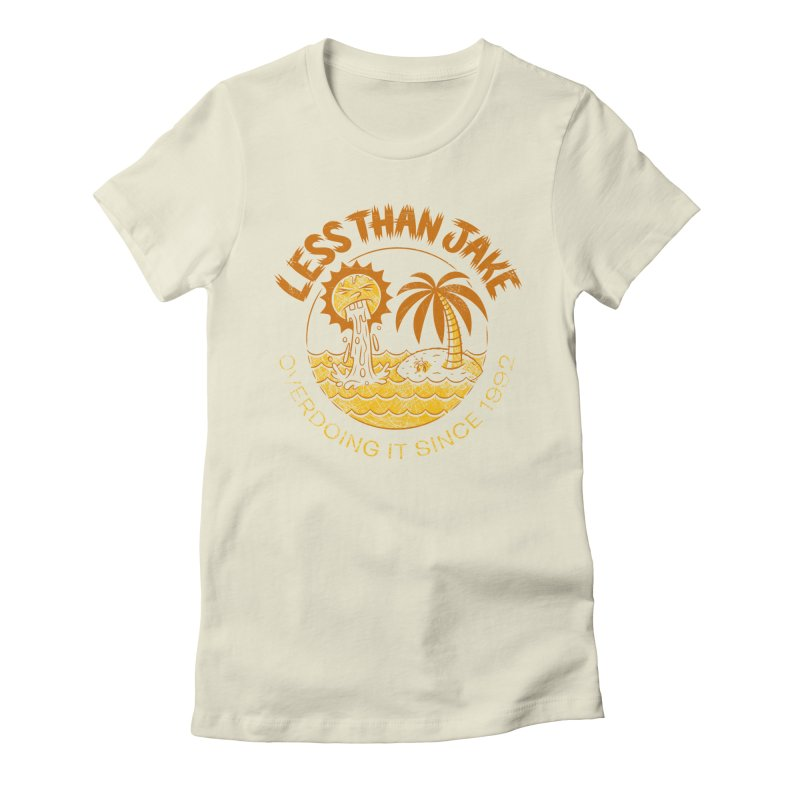 LTJ Party Sun Women's T-Shirt by Less Than Jake T-Shirts and more!