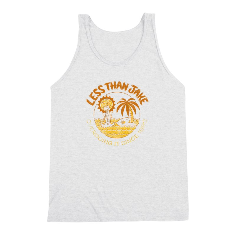LTJ Party Sun Men's Triblend Tank by Less Than Jake T-Shirts and more!