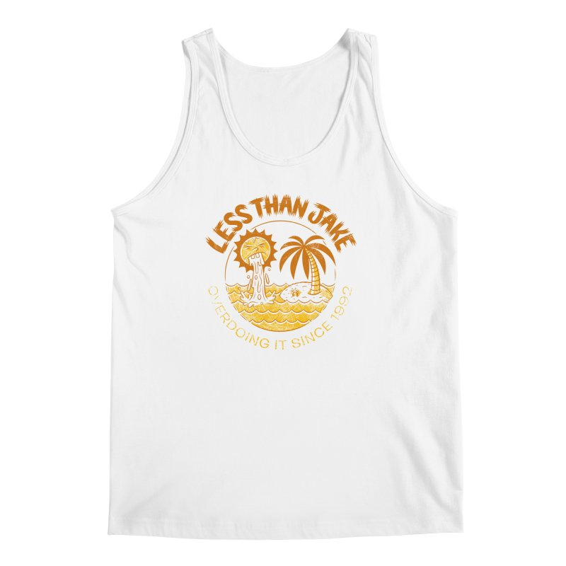 LTJ Party Sun Men's Regular Tank by Less Than Jake T-Shirts and more!
