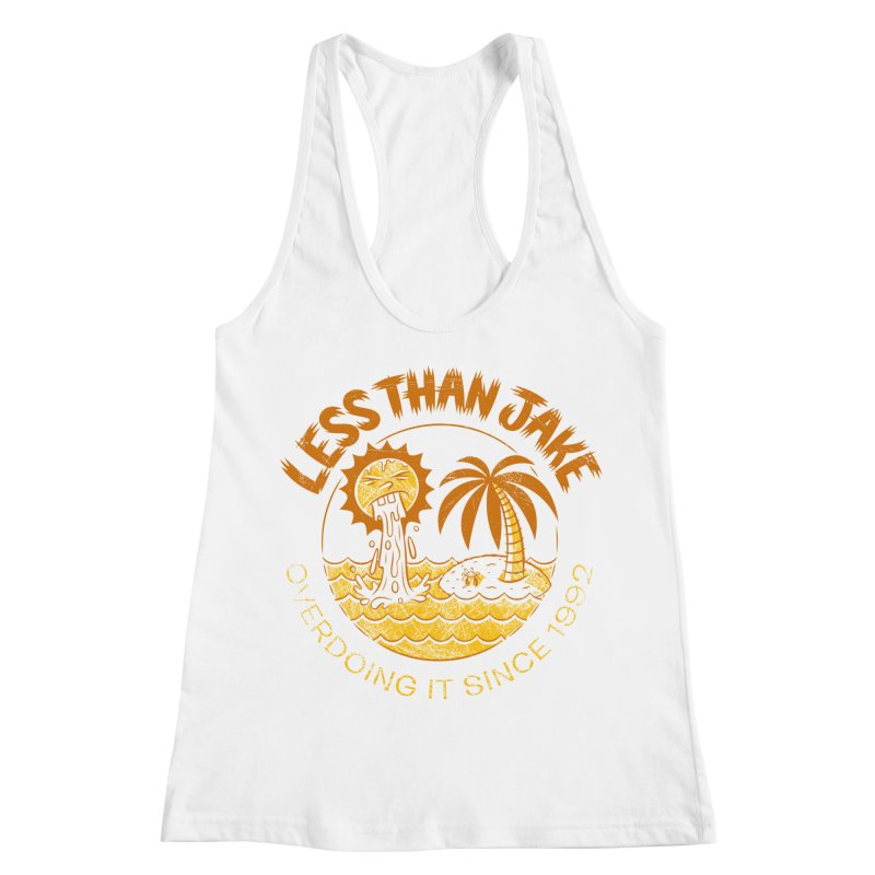 LTJ Party Sun Women's Racerback Tank by Less Than Jake T-Shirts and more!