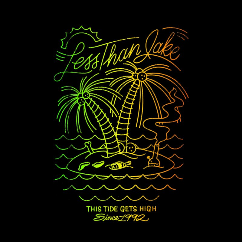 High Tide Men's T-Shirt by Less Than Jake T-Shirts and more!