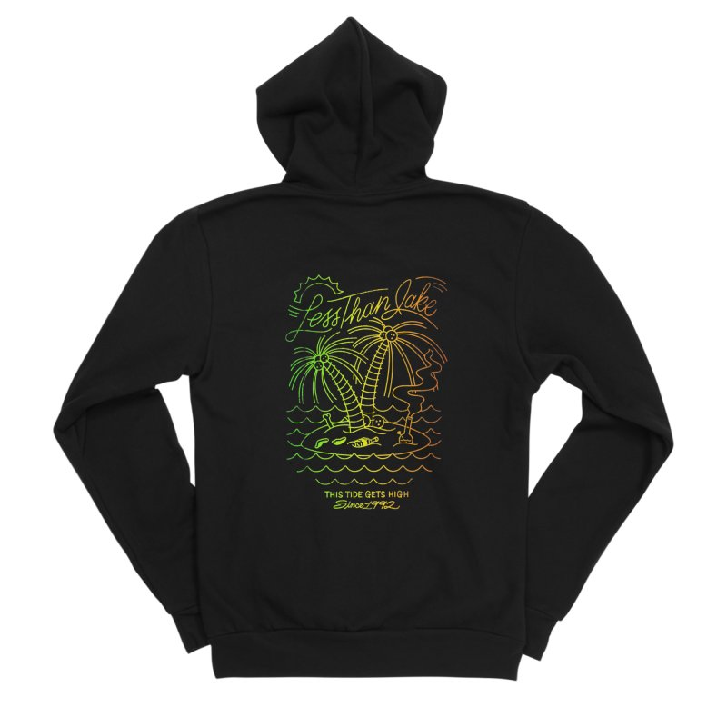 High Tide Women's Zip-Up Hoody by Less Than Jake T-Shirts and more!