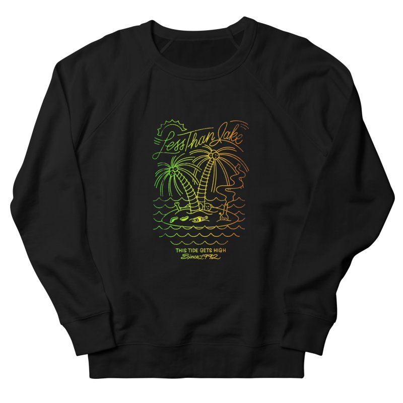 High Tide Men's French Terry Sweatshirt by Less Than Jake T-Shirts and more!