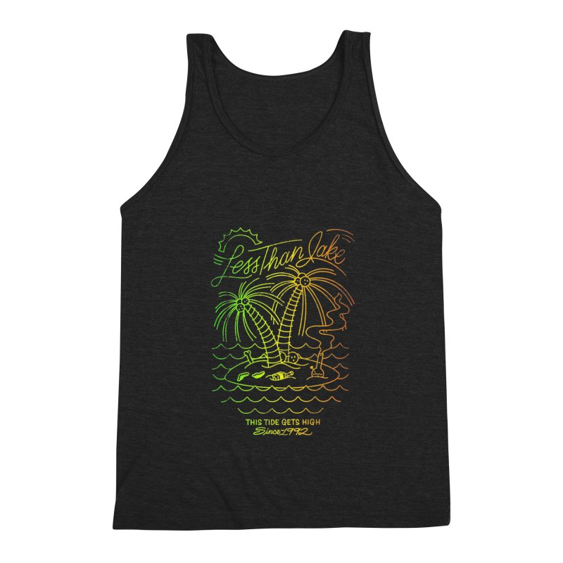 High Tide Men's Triblend Tank by Less Than Jake T-Shirts and more!