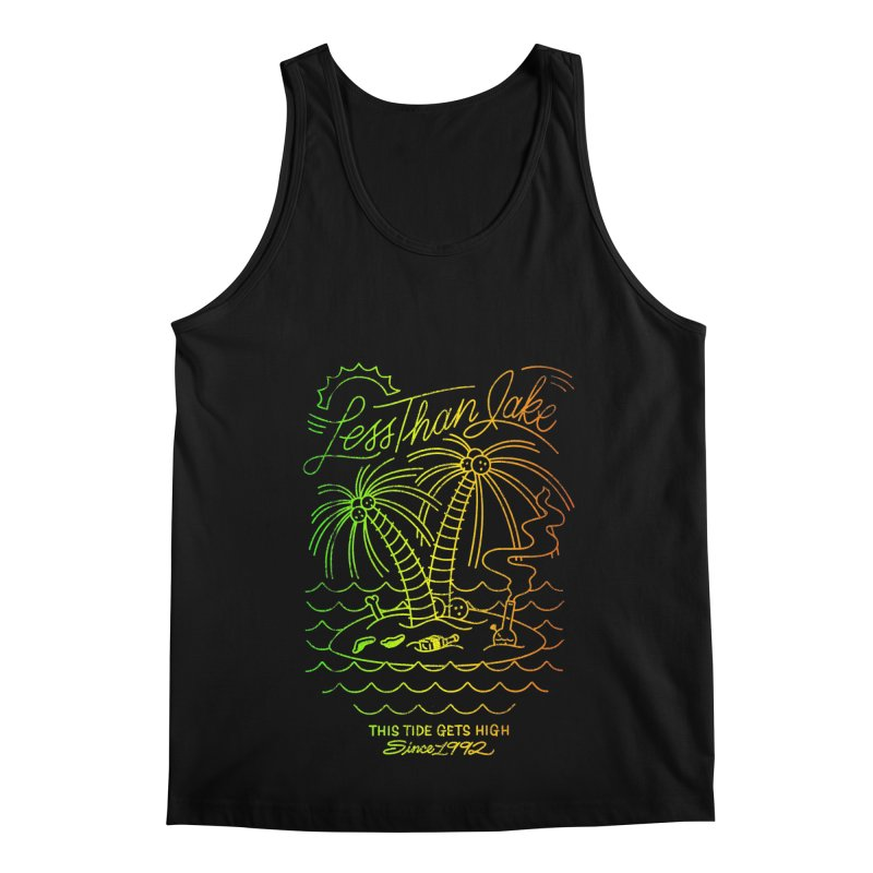 High Tide Men's Regular Tank by Less Than Jake T-Shirts and more!