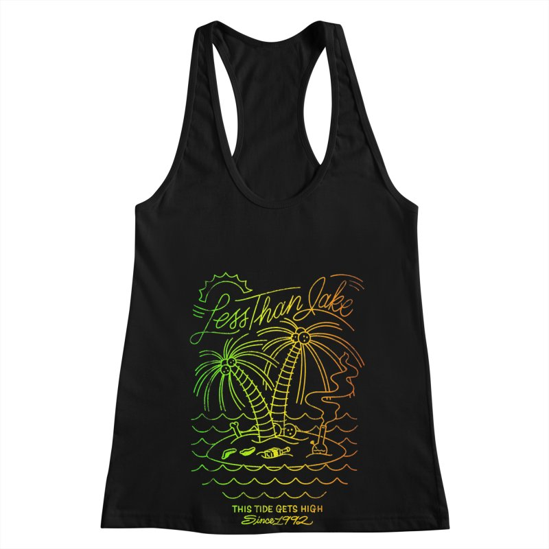 High Tide Women's Racerback Tank by Less Than Jake T-Shirts and more!