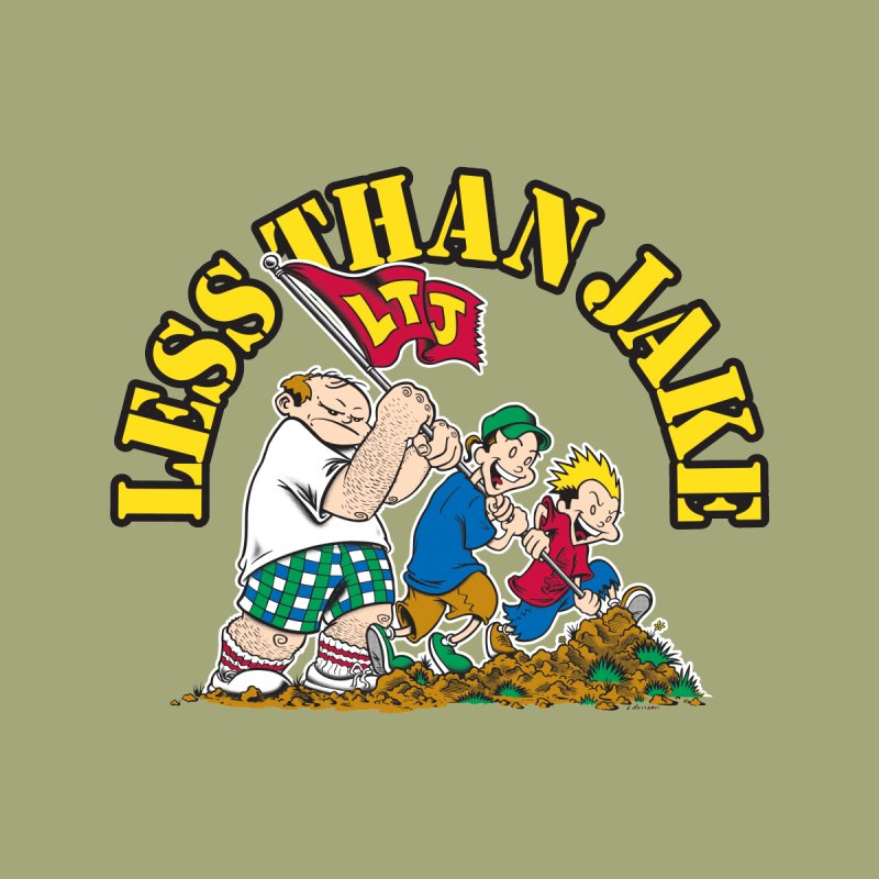 LTJima Men's T-Shirt by Less Than Jake T-Shirts and more!