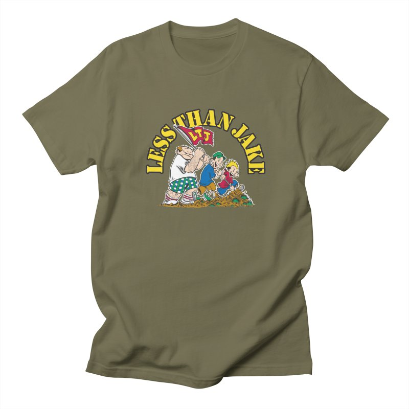 LTJima Men's Regular T-Shirt by Less Than Jake T-Shirts and more!