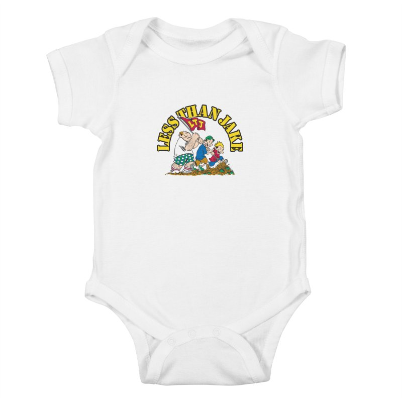 LTJima Kids Baby Bodysuit by Less Than Jake T-Shirts and more!