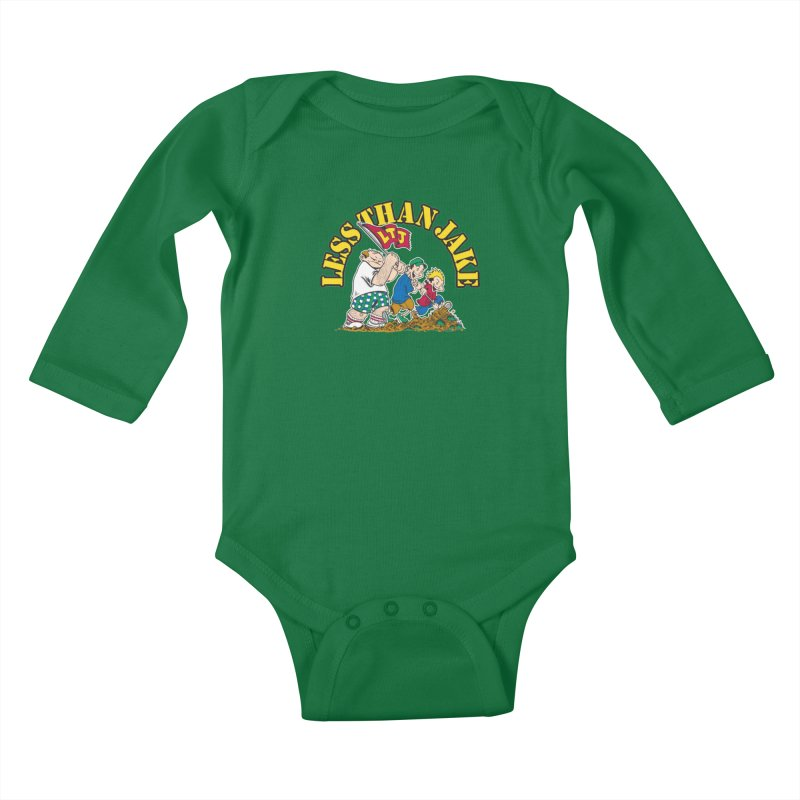 LTJima Kids Baby Longsleeve Bodysuit by Less Than Jake T-Shirts and more!