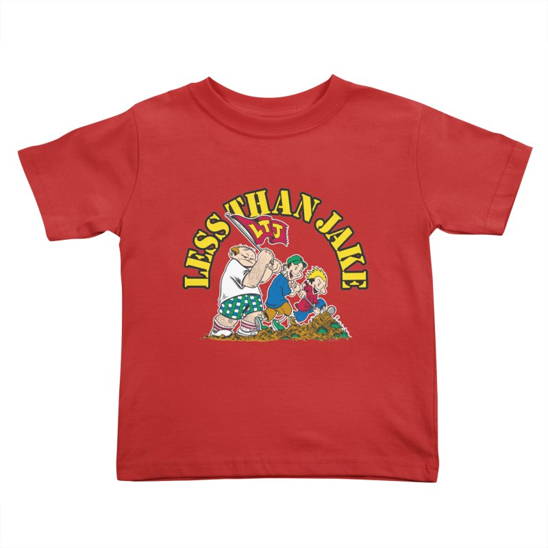 LTJima Kids Toddler T-Shirt by Less Than Jake T-Shirts and more!