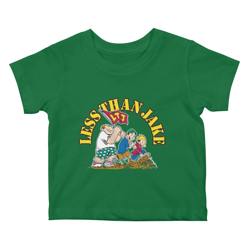LTJima Kids Baby T-Shirt by Less Than Jake T-Shirts and more!