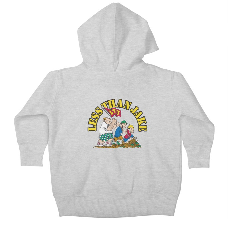 LTJima Kids Baby Zip-Up Hoody by Less Than Jake T-Shirts and more!