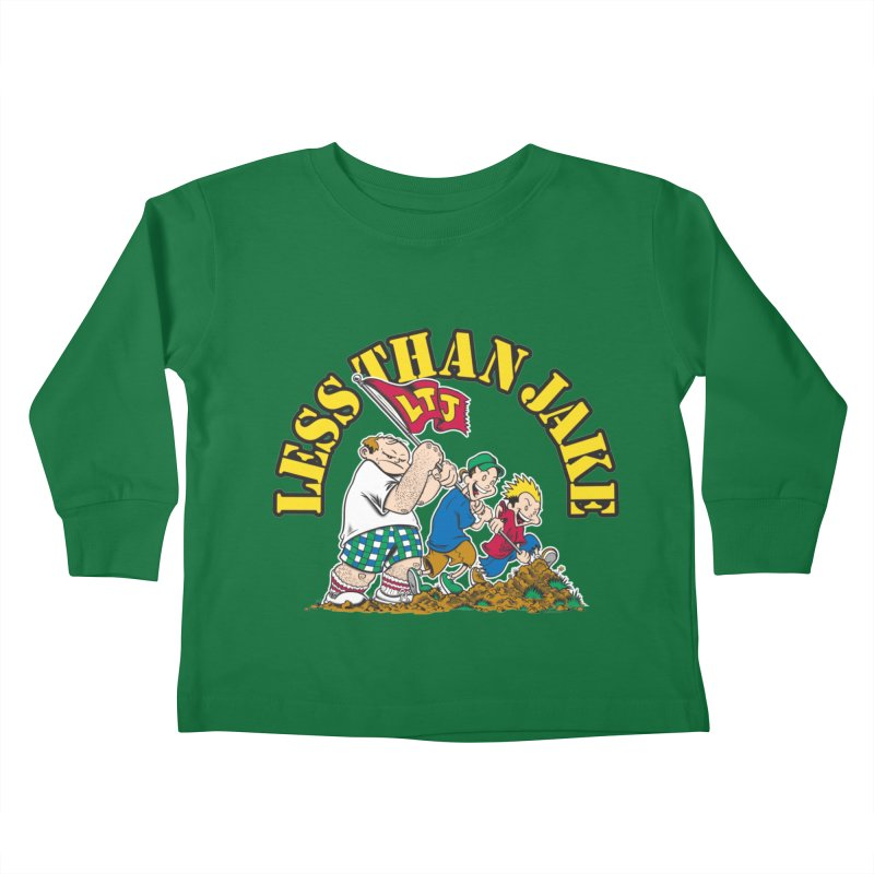 LTJima Kids Toddler Longsleeve T-Shirt by Less Than Jake T-Shirts and more!