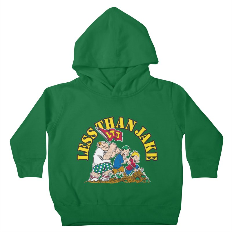 LTJima Kids Toddler Pullover Hoody by Less Than Jake T-Shirts and more!