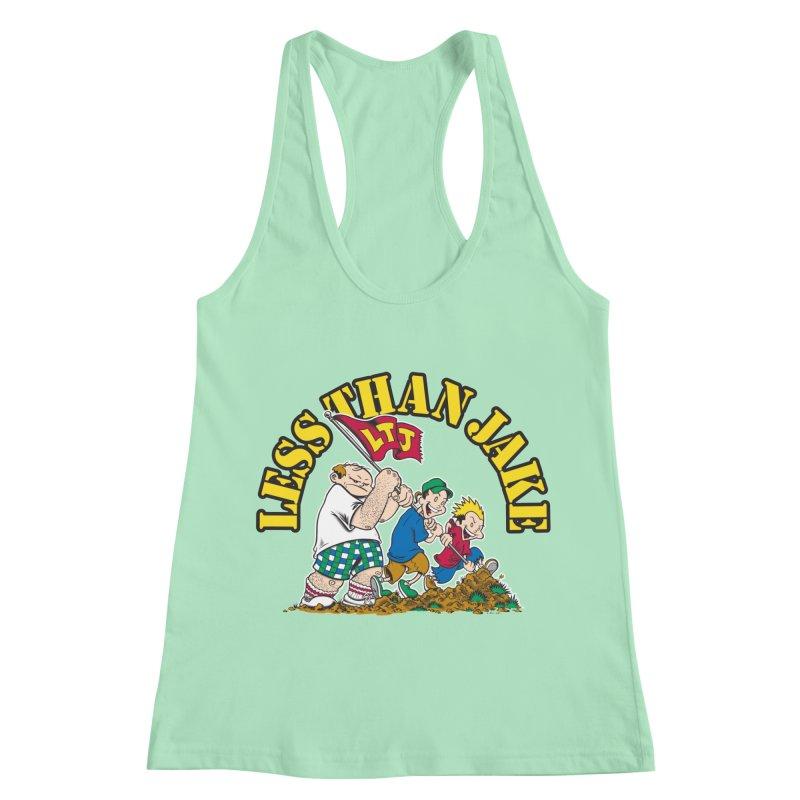 LTJima Women's Racerback Tank by Less Than Jake T-Shirts and more!