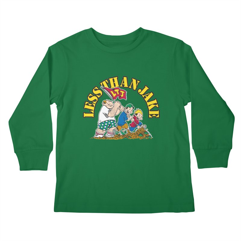 LTJima Kids Longsleeve T-Shirt by Less Than Jake T-Shirts and more!