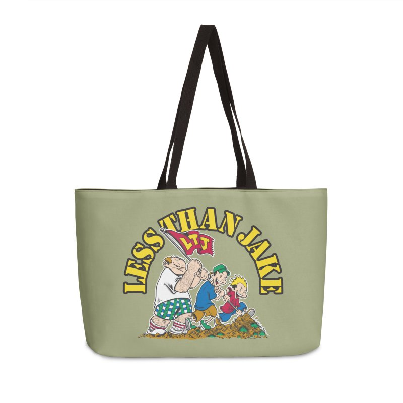 LTJima Accessories Weekender Bag Bag by Less Than Jake T-Shirts and more!