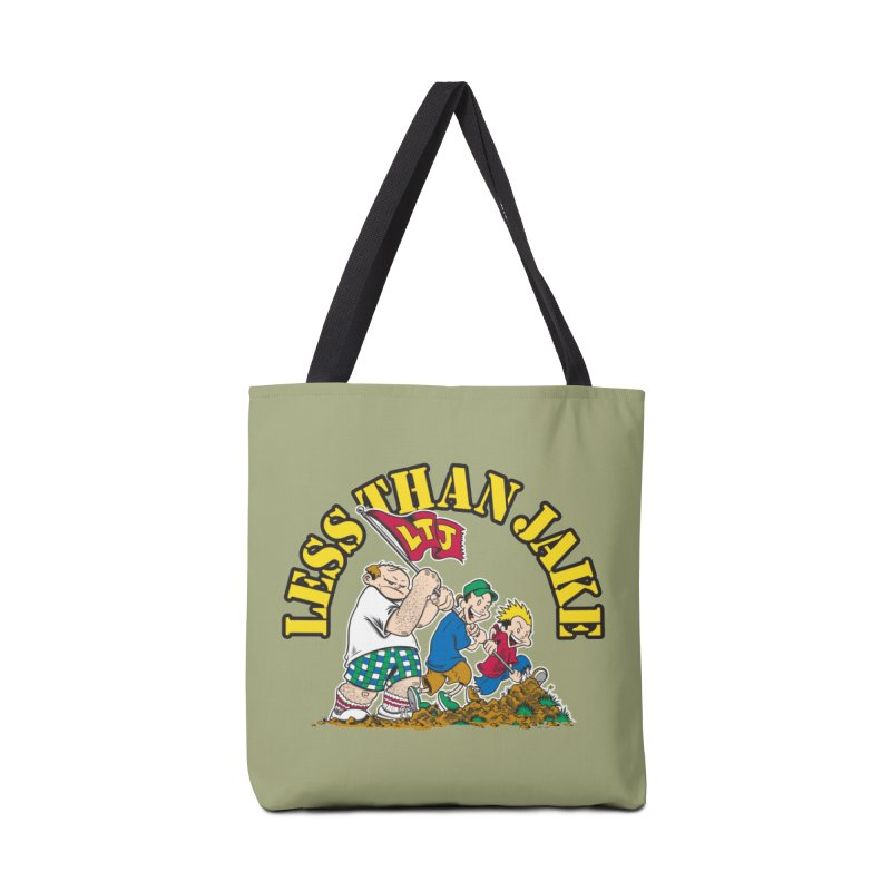 LTJima Accessories Bag by Less Than Jake T-Shirts and more!