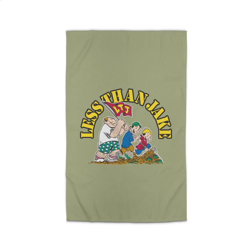 LTJima Home Rug by Less Than Jake T-Shirts and more!