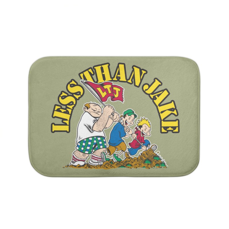 LTJima Home Bath Mat by Less Than Jake T-Shirts and more!